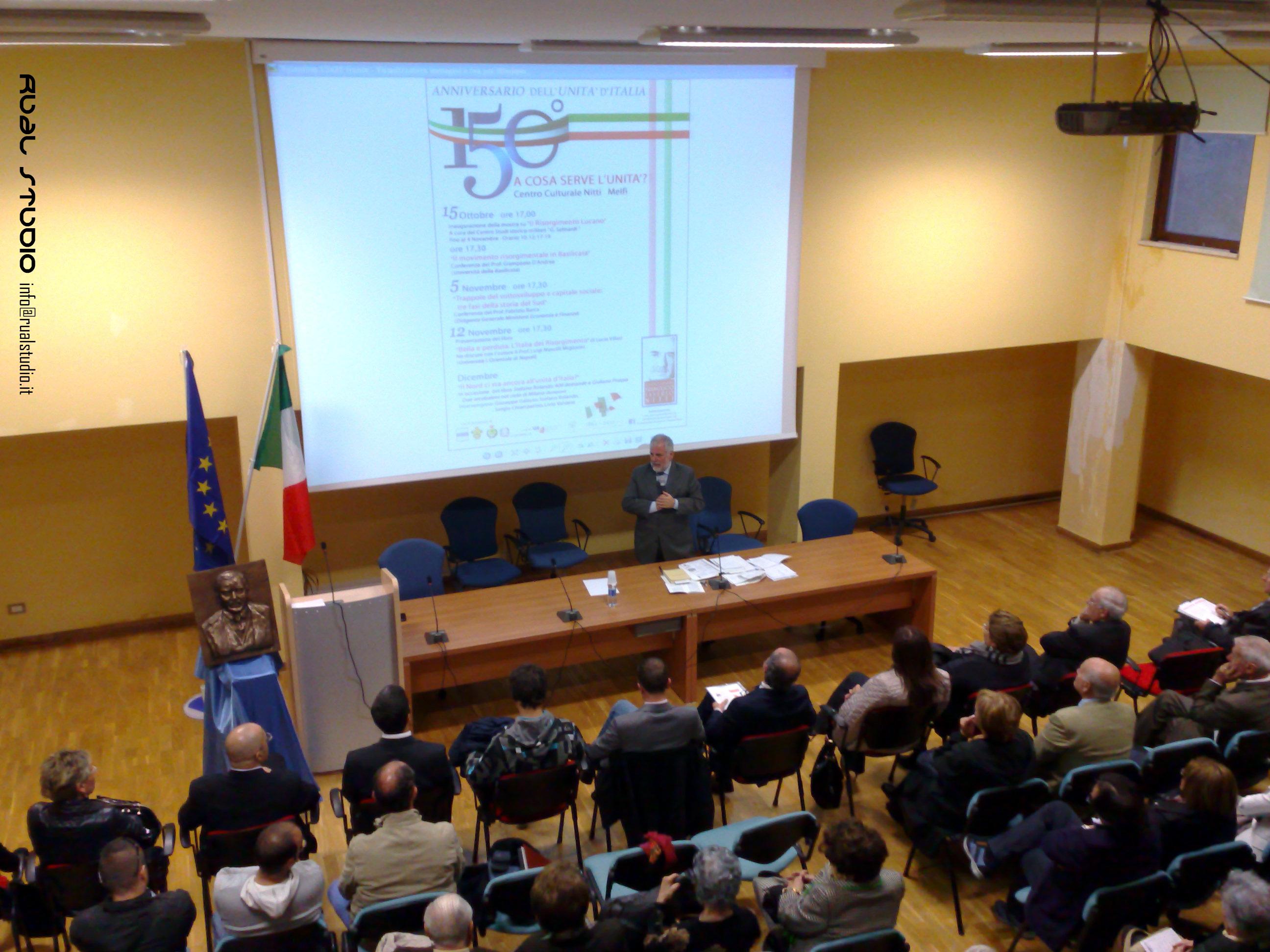 Conferenza Prof. D'Andrea