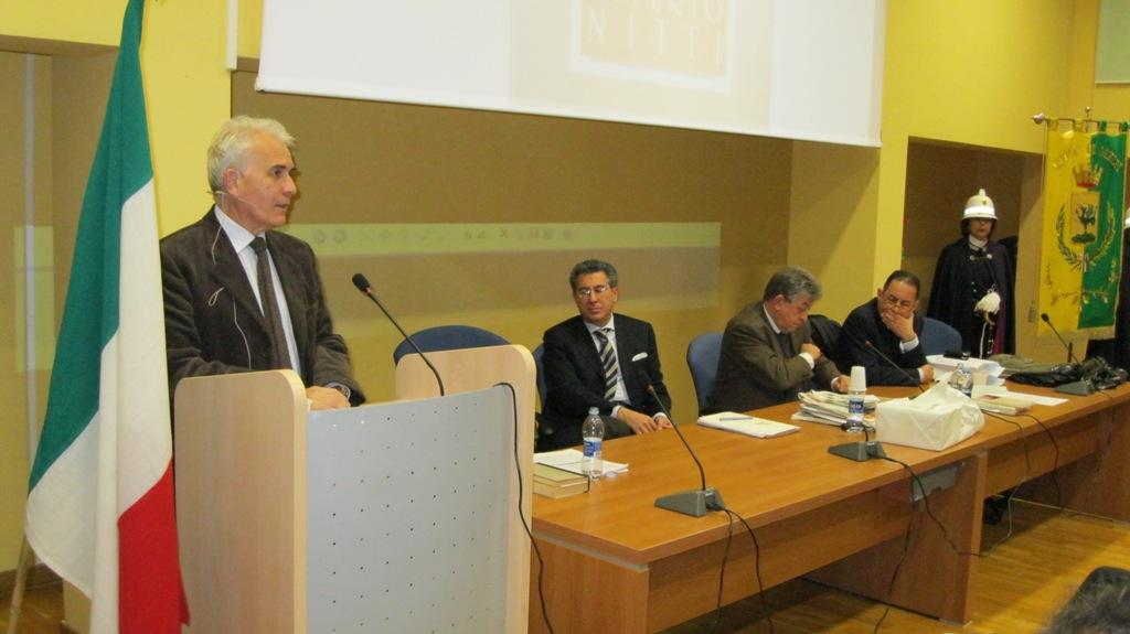 Prof. Luigi  Mascilli Migliorini